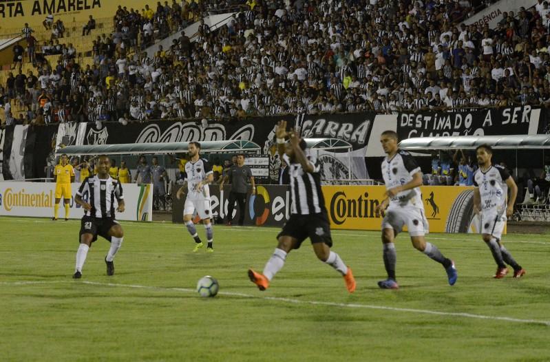 14 02 2019 Operário sofre goleada do Botafogo-PB e é eliminado da Copa do  Brasil Como em oito das nove oportunidades anteriores de182384a46f7