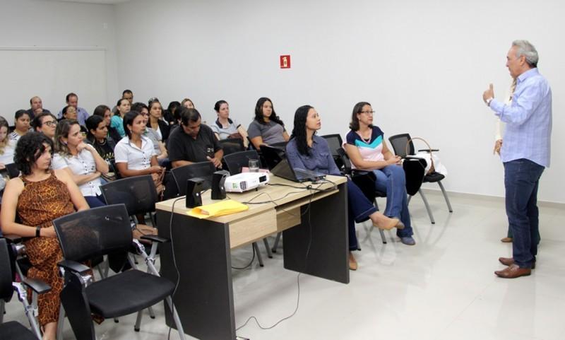 c992d1e11f 21 02 2019 SUAS de Naviraí realiza encontro para capacitação A Gerência de  Assistência Social realizou na terça-feira (19)